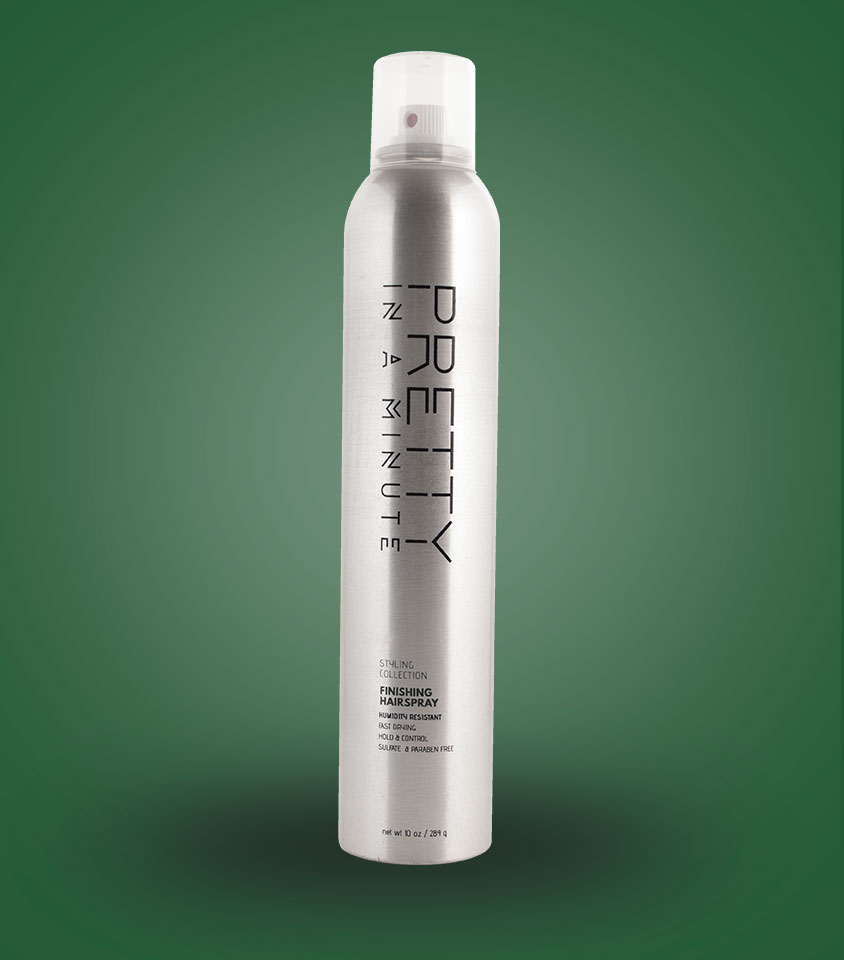 Finishing Hair Spray 10 oz