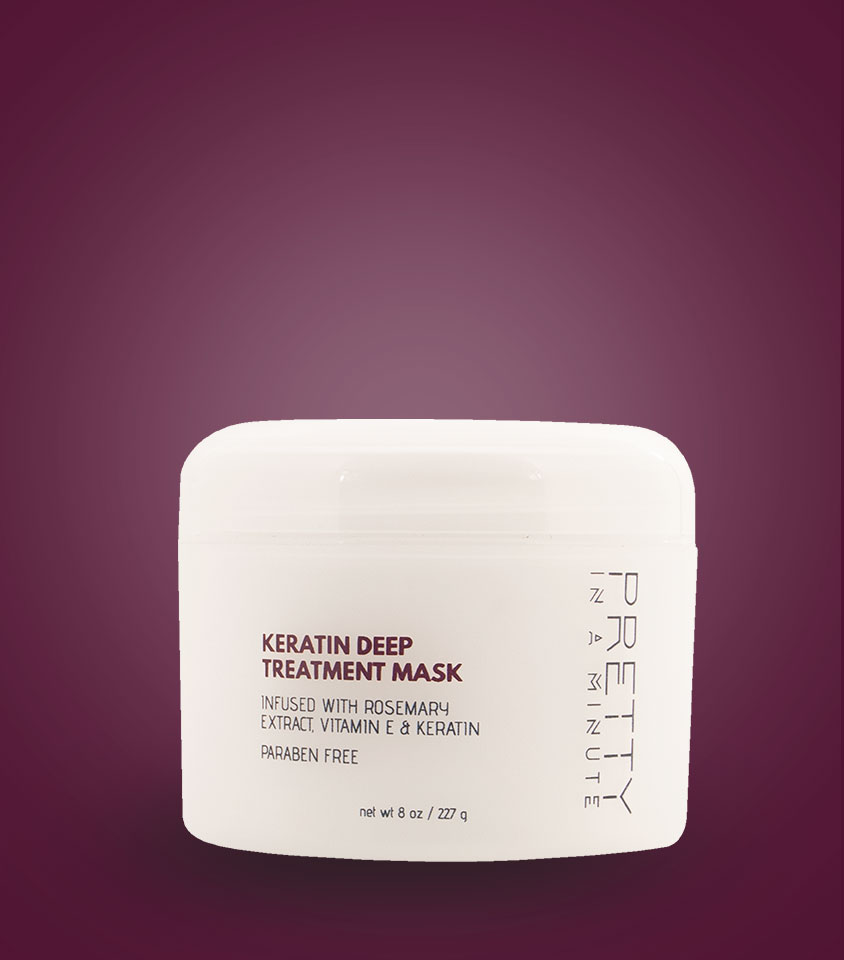 Keratin Deep Treatment Mask 8 oz.