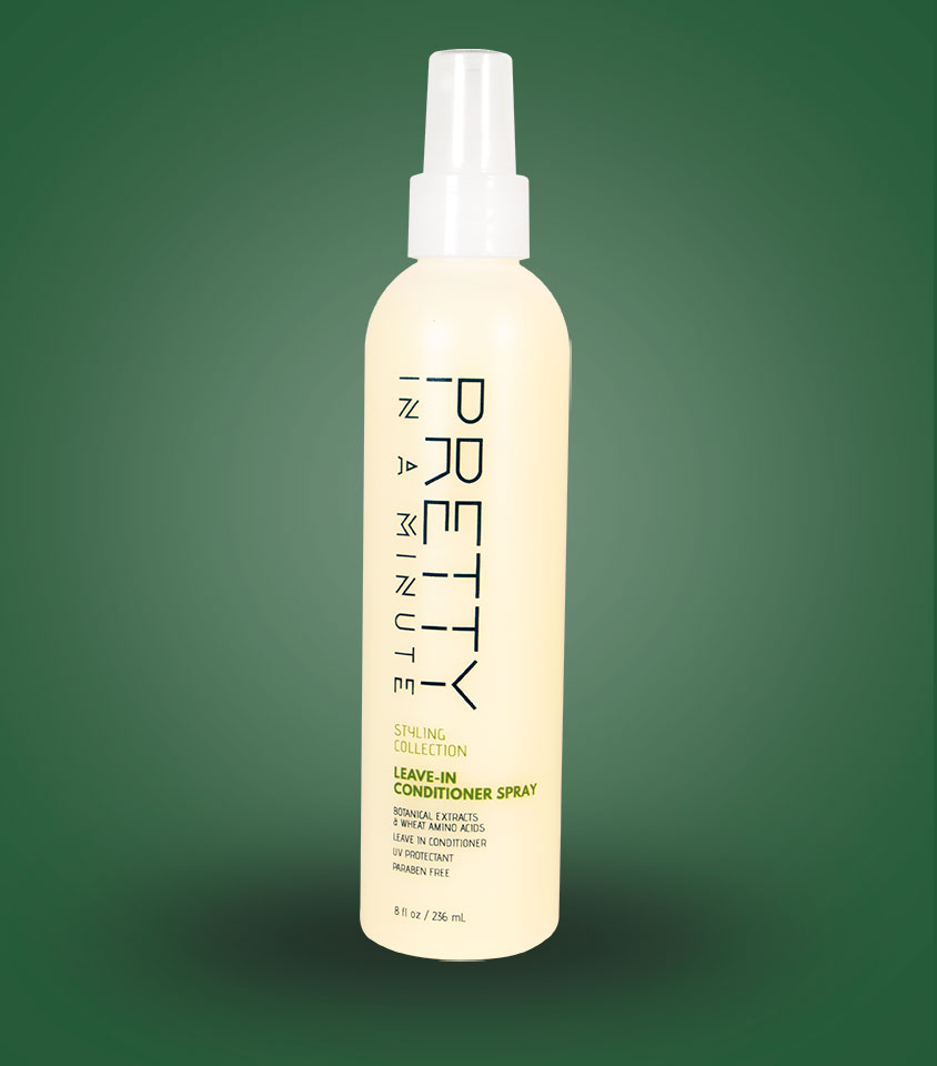 Leave In Conditioner Spray 8 oz.