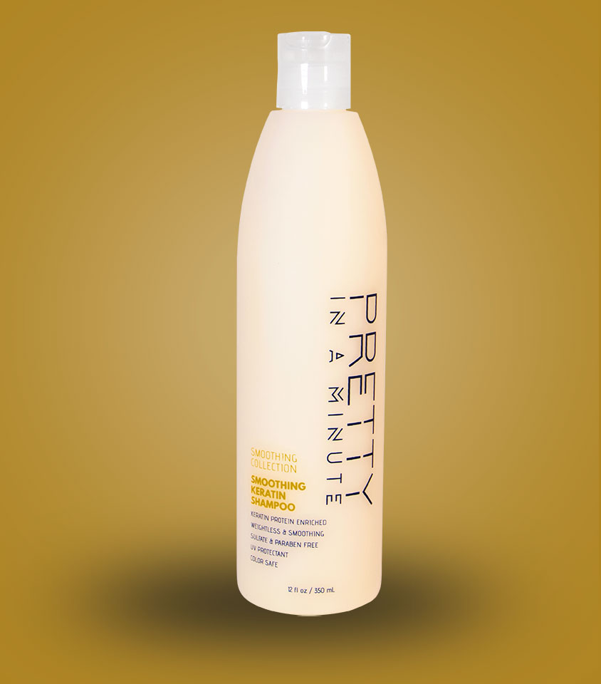 Smoothing Keratin Shampoo 12 oz.