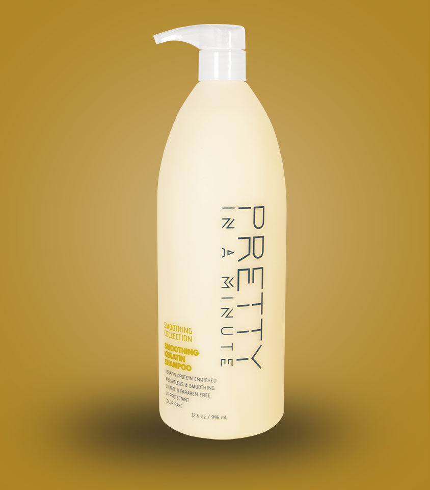Smoothing Keratin Shampoo 32 oz.